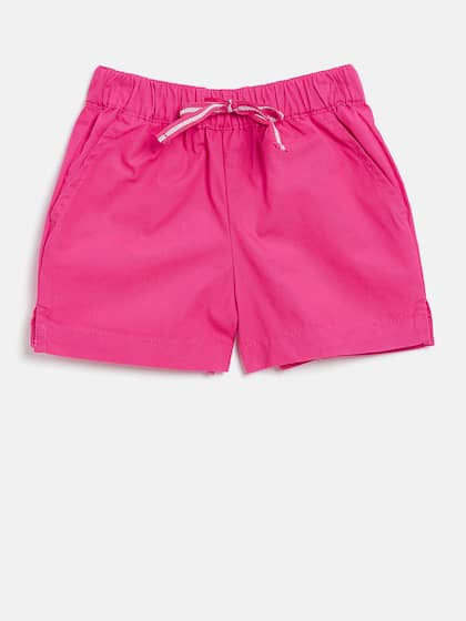 b6665a8b0 Shorts For Girls- Buy Girls Shorts online in India - Myntra
