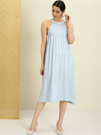 ca3b9dde8871 Long Dresses - Buy Maxi Dresses for Women Online in India - Upto 70% OFF