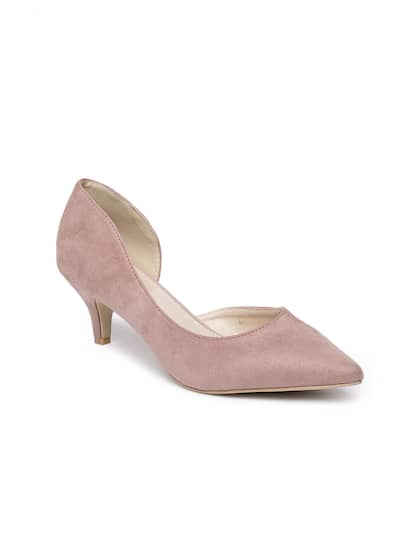 1843a4c897d Ginger by Lifestyle. Women Solid Pumps