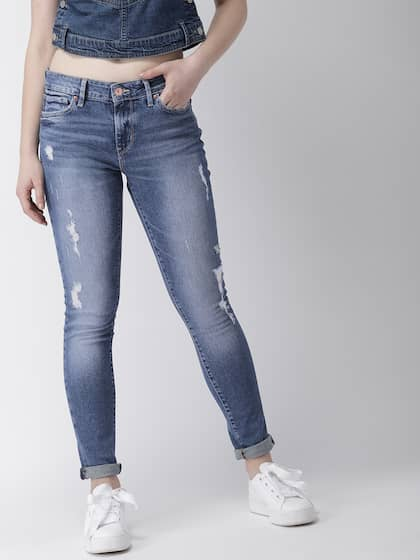 0f62f11356 Jeans for Women - Buy Womens Jeans Online in India | Myntra