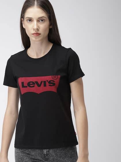 6d1c379182c Levis. Printed Round Neck T-shirt