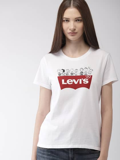 acb81d065d1f9 Levis. Printed Round Neck T-shirt
