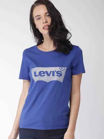 a2ae938925f Levis Women Tshirts - Buy Levis Women Tshirts online in India