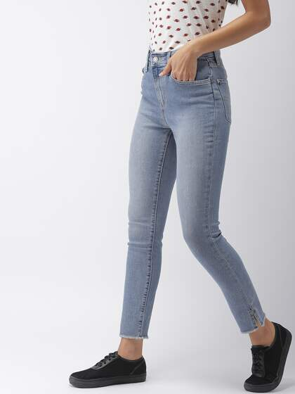 a5b9fc1df788b Levis High Rise Jeans - Buy Levis High Rise Jeans online in India