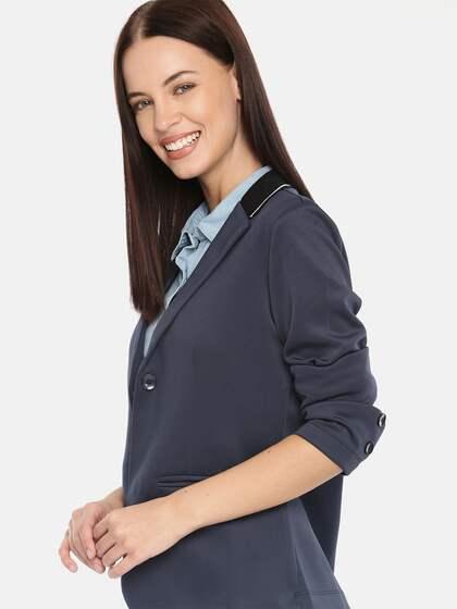 a3f298b241e Women Blazers Online - Buy Blazers for Women in India