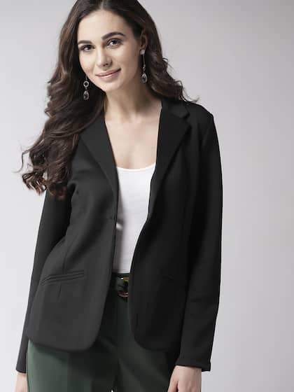063c265069ae Women Blazers Online - Buy Blazers for Women in India
