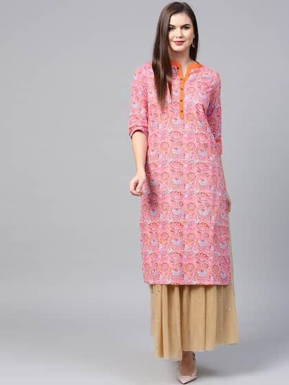 ec057fff188 Ladies Kurtas - Buy Kurtas for Women Online in India