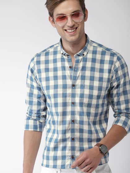 d89110b00d1 Casual Shirts for Men - Buy Men Casual Shirt Online in India