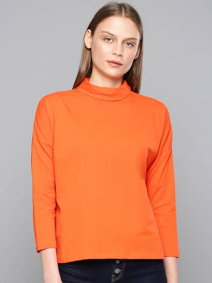 1a3c082ad711 Turtle Neck Tshirts For Women - Buy Turtle Neck Tshirts For Women ...