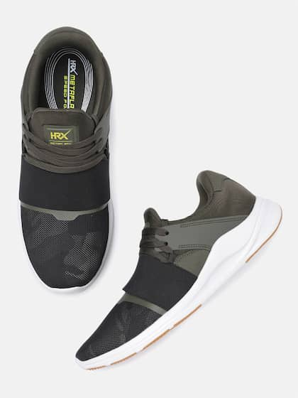 0351d6152b382a HRX by Hrithik Roshan. Men Meta Flash Running Shoes