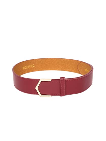 ccbfaf943 Belts for Women - Buy Ladies Belts Online in India | Myntra