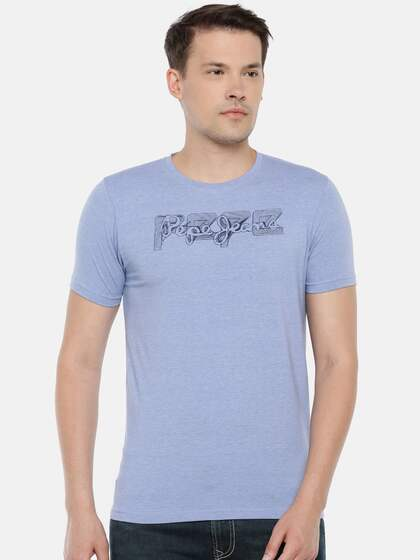83544d0b9980b Pepe Jeans Tshirts - Buy Pepe Jeans Tshirts Online in India