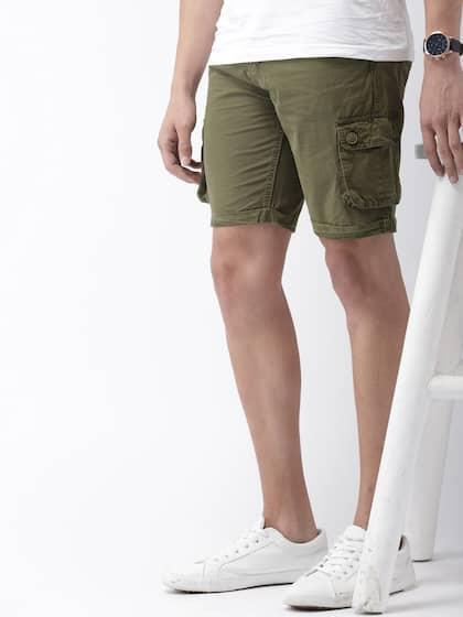 c72e18084c Cargo Shorts - Buy Cargo Shorts for Men & Women online in India - Myntra