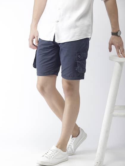 7649675fe Cargo Shorts - Buy Cargo Shorts for Men & Women online in India - Myntra