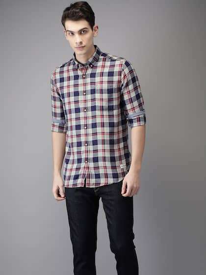 1682ab9e4a5 Men s Casual Wear - Buy Casual Wear for Men Online in India
