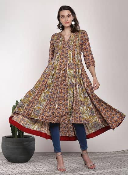 b3efffd0d9 Anarkali Kurtis - Shop Anarkali Kurti For Women Online | Myntra