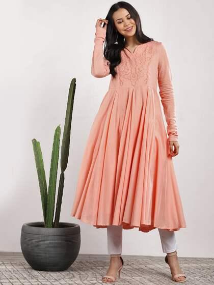 6918f4b2e06 Anarkali Kurtis - Shop Anarkali Kurti For Women Online