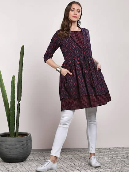eaddd99db4de6 Tunics for Women - Buy Tunic Tops For Women Online in India