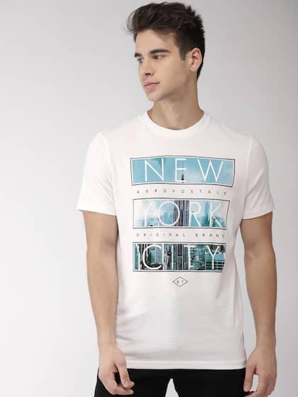 9e152971 Aeropostale Tshirt - Buy T-shirts from Aeropostale Online | Myntra