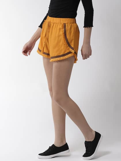 Hot Pants - Buy Hot Pants For Women Online @ Best Price | Myntra