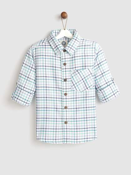539529878 Boys Shirts- Buy Shirts for Boys online in India