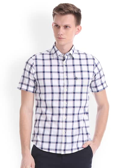 ff1d141f06 Cotton Shirts - Buy Cotton Shirt Online in India