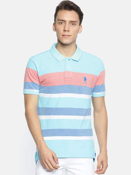 b4b1caede Polo T-Shirts for Men - Buy Polo T-Shirts for Men on Myntra
