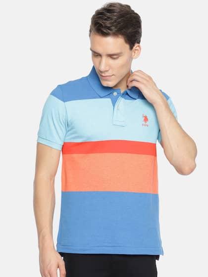 7278f372741 U S Polo T-Shirts - Buy U S Polo T-Shirts For Men   Women