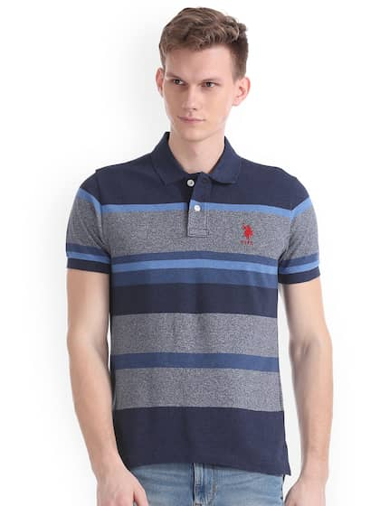 ba54b1a5d U S Polo T-Shirts - Buy U S Polo T-Shirts For Men & Women | Myntra