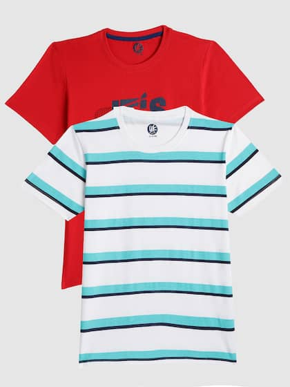 53c4113e Kids T shirts - Buy T shirts for Kids Online in India Myntra