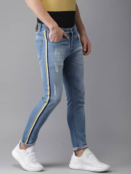 more photos 6a931 2e231 Jeans - Buy Jeans for Men, Women & Kids Online in India | Myntra