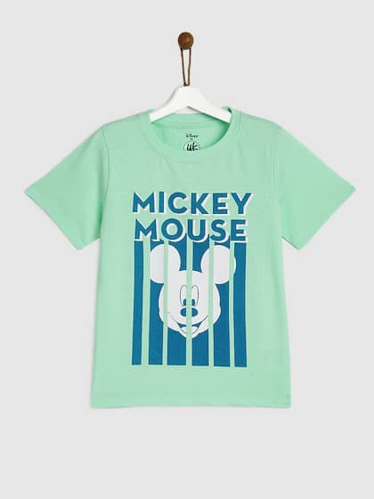 cb9c3d65 Mickey Mouse Tshirts - Buy Mickey Mouse Tshirts Online in India