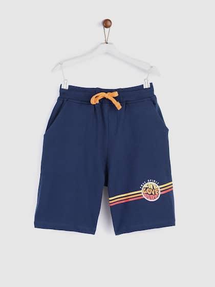fa141c87e Boys Shorts - Buy Shorts for Boys Online in India | Myntra