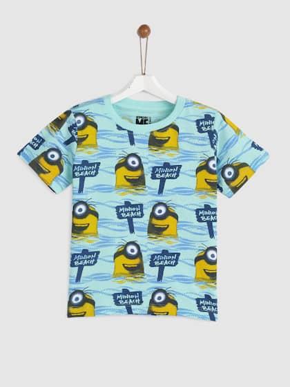 c8fda3fe8 Yk Minion Tshirts - Buy Yk Minion Tshirts online in India