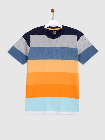 fe56adf6 Boys T shirts - Buy T shirts for Boys online in India
