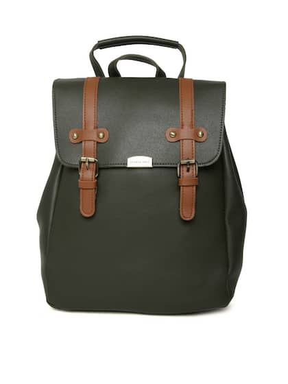 805fc4b159b Leather Backpacks - Buy Leather Backpacks online in India