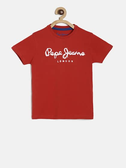 Pepe Jeans Tshirts - Buy Pepe Jeans Tshirts Online in India 40065867b