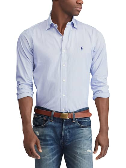 181f50f30 Polo Ralph Lauren Shirts - Buy Polo Ralph Lauren Shirts online in India