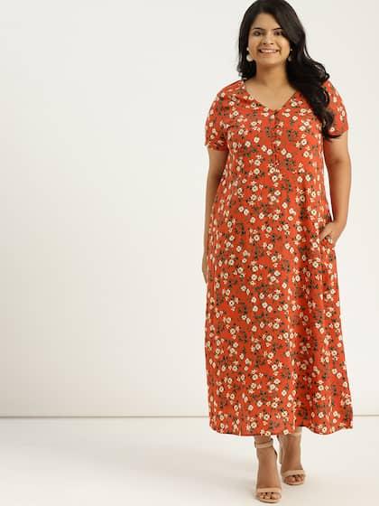 3de248cbe8d Floral Dresses - Buy Floral Print Dress Online in India | Myntra