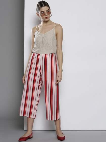 a7bcf8ec1d9ea DOROTHY PERKINS. Women Regular Fit Culottes