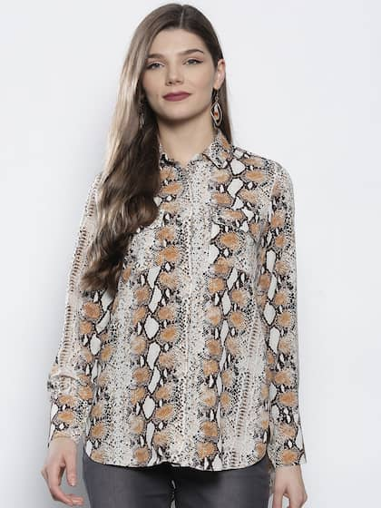 2426b7e4e22 Women Shirts - Buy Shirts for Women Online in India