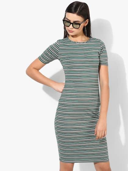 565dc783c6e2 Bodycon Dress - Buy Stylish Bodycon Dresses Online | Myntra