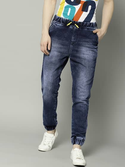 63aee8f433 Jogger Jeans - Buy Jogger Jeans online in India