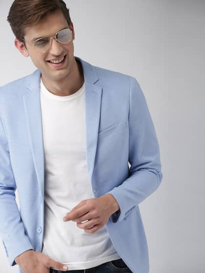 254deaee3738c Blazers for Men - Buy Men Blazer Online in India at Best Price