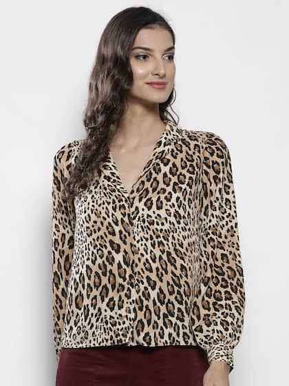 67ac60f979f51 Women Shirts - Buy Shirts for Women Online in India