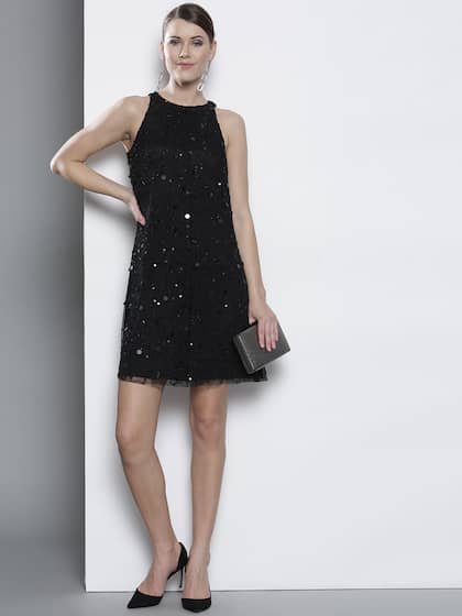 Black Dress - Buy Black Dresses For Women in India  a6a8586fd