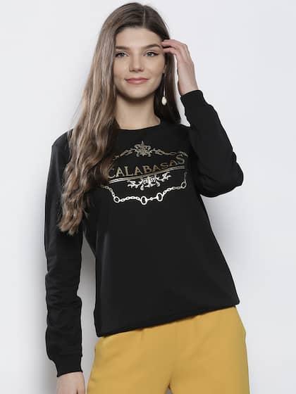 5f5cd963df6ea Sweatshirts for Women - Buy Ladies   Women s Sweatshirts Online