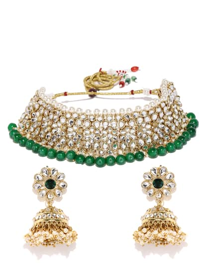 94ecdcdeb5 Gold Jewellery - Buy Gold Jewellery Online in India | Myntra