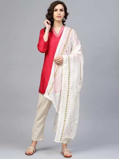 8df9c4a75c Dupattas - Buy Dupattas Online for Salwar in India