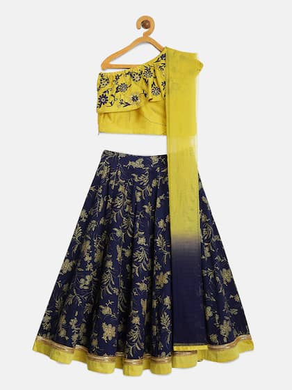 4aca9abb235 Girls Clothes - Buy Girls Clothing Online in India | Myntra